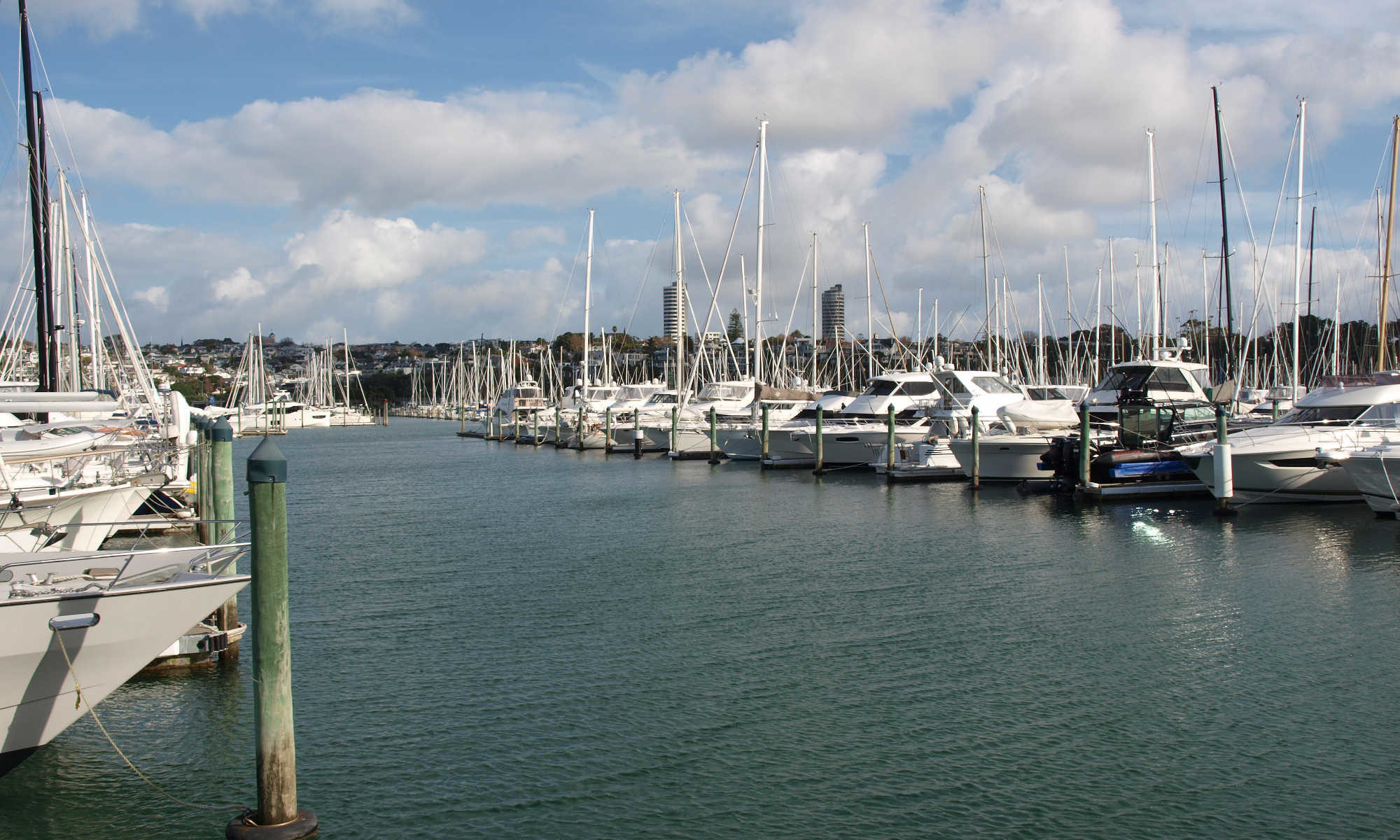 Westhaven Marina Users Association Inc